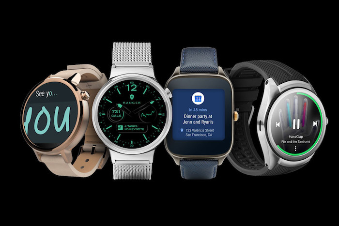 Android Wear 2.0 : nouvelle intéraction