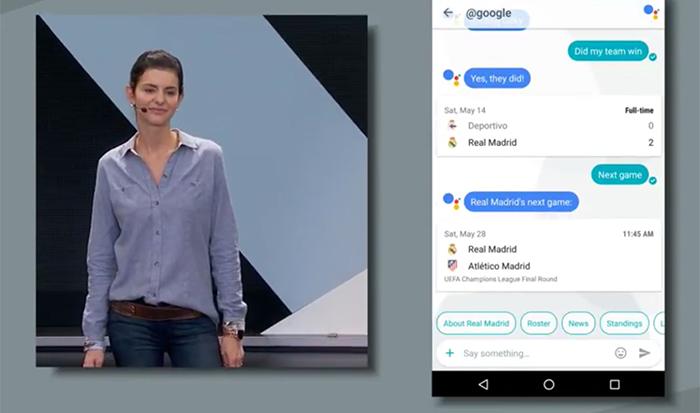 I/O 2016 : Dîtes Allo au nouveau concurrent de WhatsApp de Google
