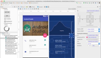 IO 2016 : Google publie Android Studio 2.2 Preview
