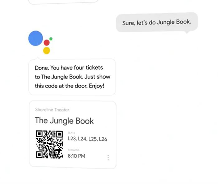 I/O 2016 : Google annonce Assistant, un Google Now beaucoup plus puissant !