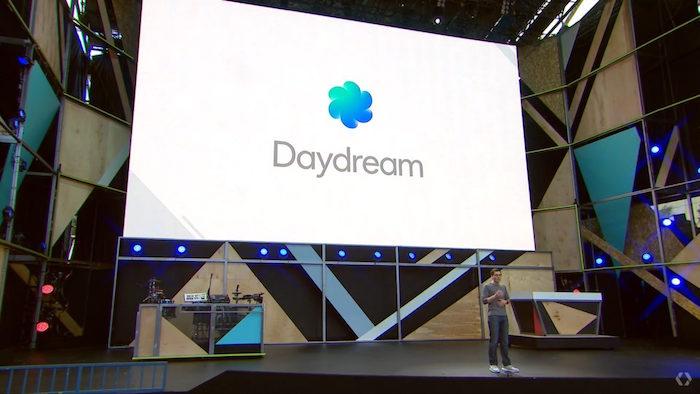 IO 2016 : Google introduit la plate-forme Daydream VR
