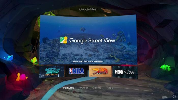 Google Daydream : un vaste écosystème prévu