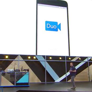 I/O 2016 : Google Duo, l