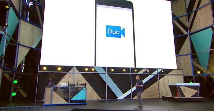 I/O 2016 : Google Duo, l'application de chat vidéo pour iOS et Android