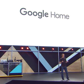 I/O 2016 : Google annonce Home, le Amazon Echo a de la concurrence