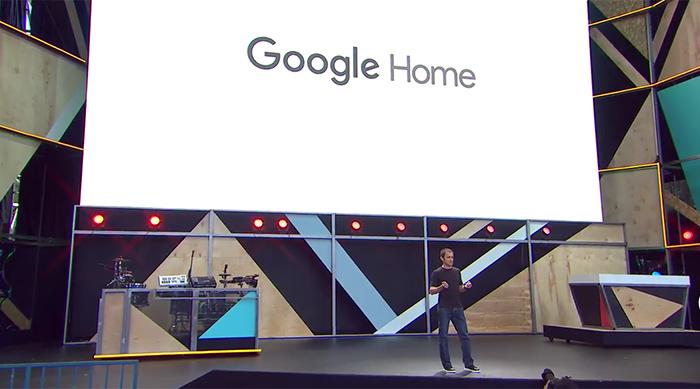 I/O 2016 : Google annonce Home, le Amazon Echo a de la concurrence