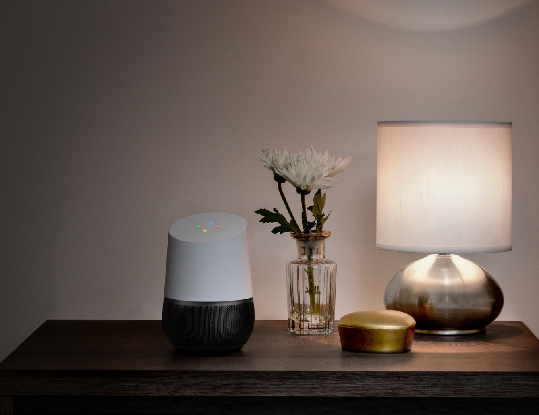 Google Home : un chouette design