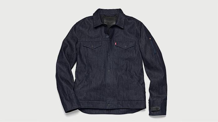 IO 2016 : Levi's dévoile une veste connectée basée sur le projet Jacquard de Google