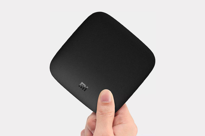 Xiaomi Mi Box : vue de face