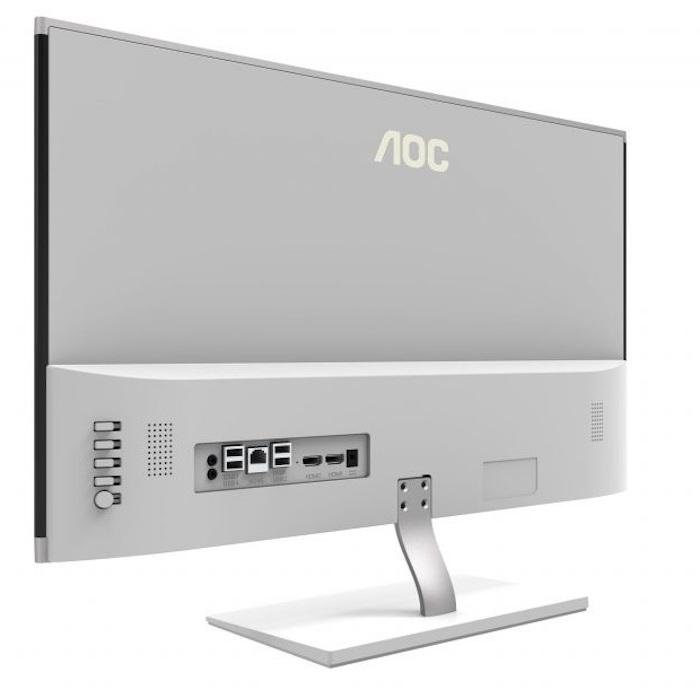 Jide AOC Remix OS : vue de derrière