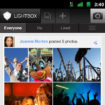 Lightbox pour Android, une alternative très sérieuse à Instagram – Application Lightbox