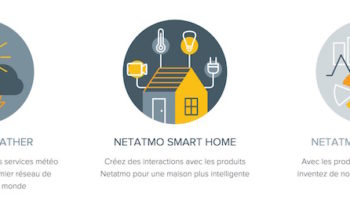 Netatmo Weather, Netatmo Smart Home et Netatmo Enterprise