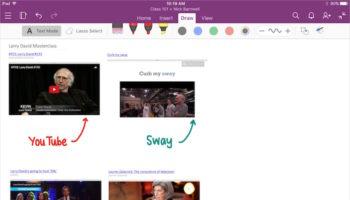 OneNote : vous pouvez enfin intégrer des vidéos dans vos notes