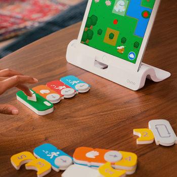 Le kit Osmo Coding vise à être le Lego du développement