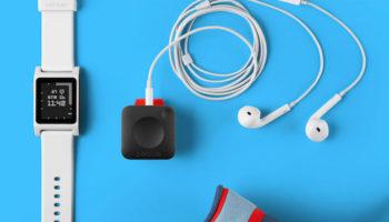 Pebble Core : un petit lecteur de musique et tracker d