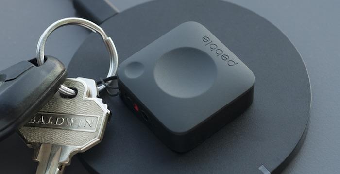 Pebble Core attaché à un porte-clés