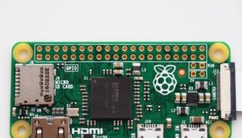 Raspberry Pi Zero : connecteur CSI pour module caméra