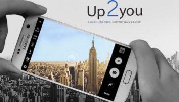 Louez facilement un Galaxy S7 ou un Galaxy S7 edge