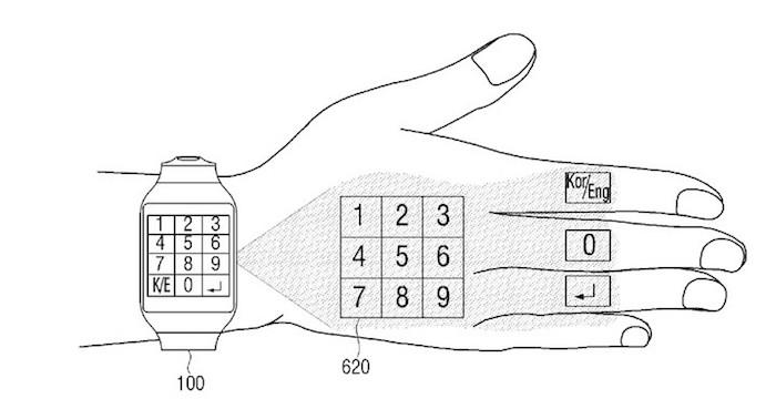 Samsung veut pousser la smartwatch au-delà de votre poignet