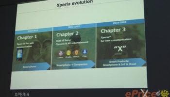 Sony pourrait abandonner toutes ses marques de smartphones, sauf le Xperia X