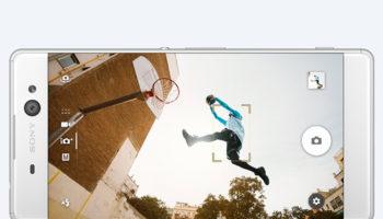 Sony Xperia XA Ultra : écran bord à bord de 6 pouces