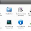 Votre Cloud personnel avec votre NAS Synology et le DSM4 – Menu applications