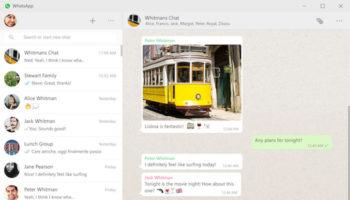 WhatsApp lance les applications de bureau pour Mac et Windows