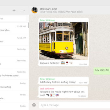 WhatsApp lance les applications de bureau pour Mac et Windows
