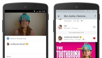 YouTube lance son service de messagerie sur iOS et Android