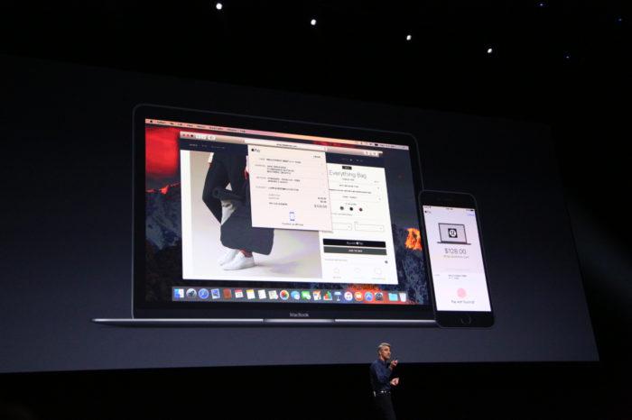 macOS Sierra : Touch ID est désormais pris en charge