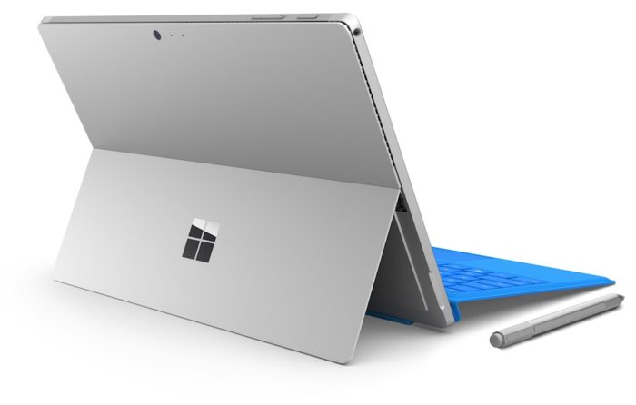 Surface Pro 4 : elle plus populaire que le Surface Book