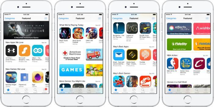 Préparez-vous à découvrir un nouvel App Store