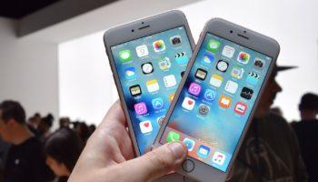 iPhone 6s et iPhone 6S Plus