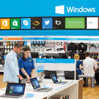 Achat Windows 10