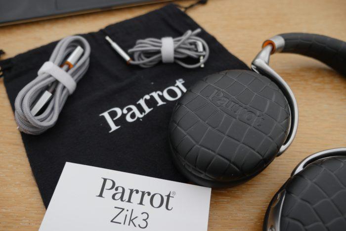 Parrot Zik 3 : l'autonomie est bonne, mais en deçà de la concurrence