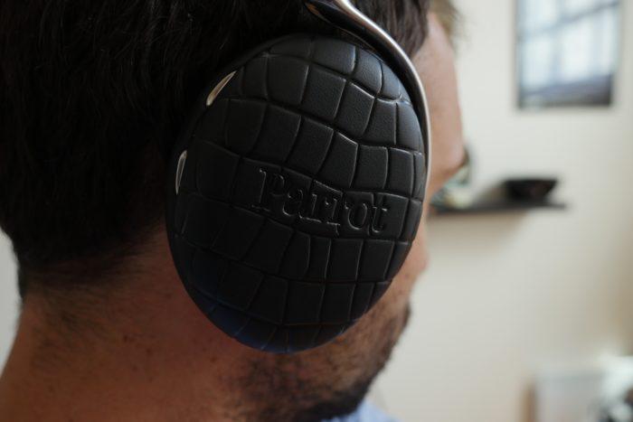Parrot Zik 3 : le casque est très agréable à porter