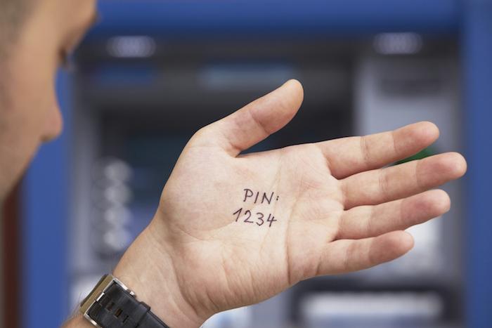 Mot de passe partagé entre tous les systèmes et les comptes
