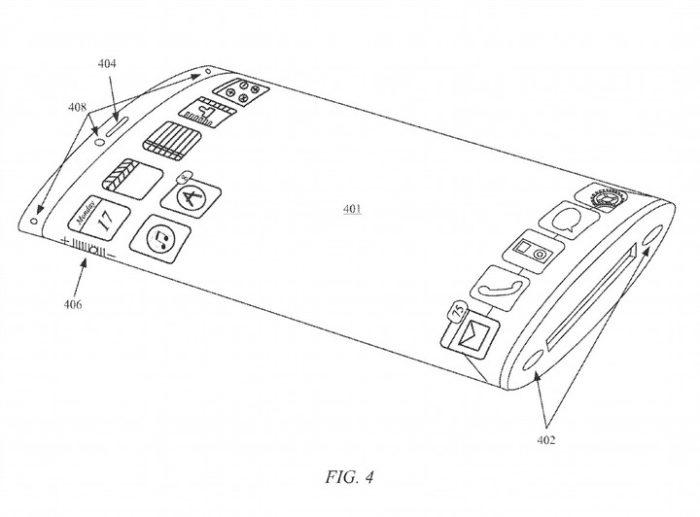 Apple a déposé un brevet pour un iPhone à double écran