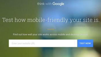 Google a lancé un nouvel outil nommé Test My Site