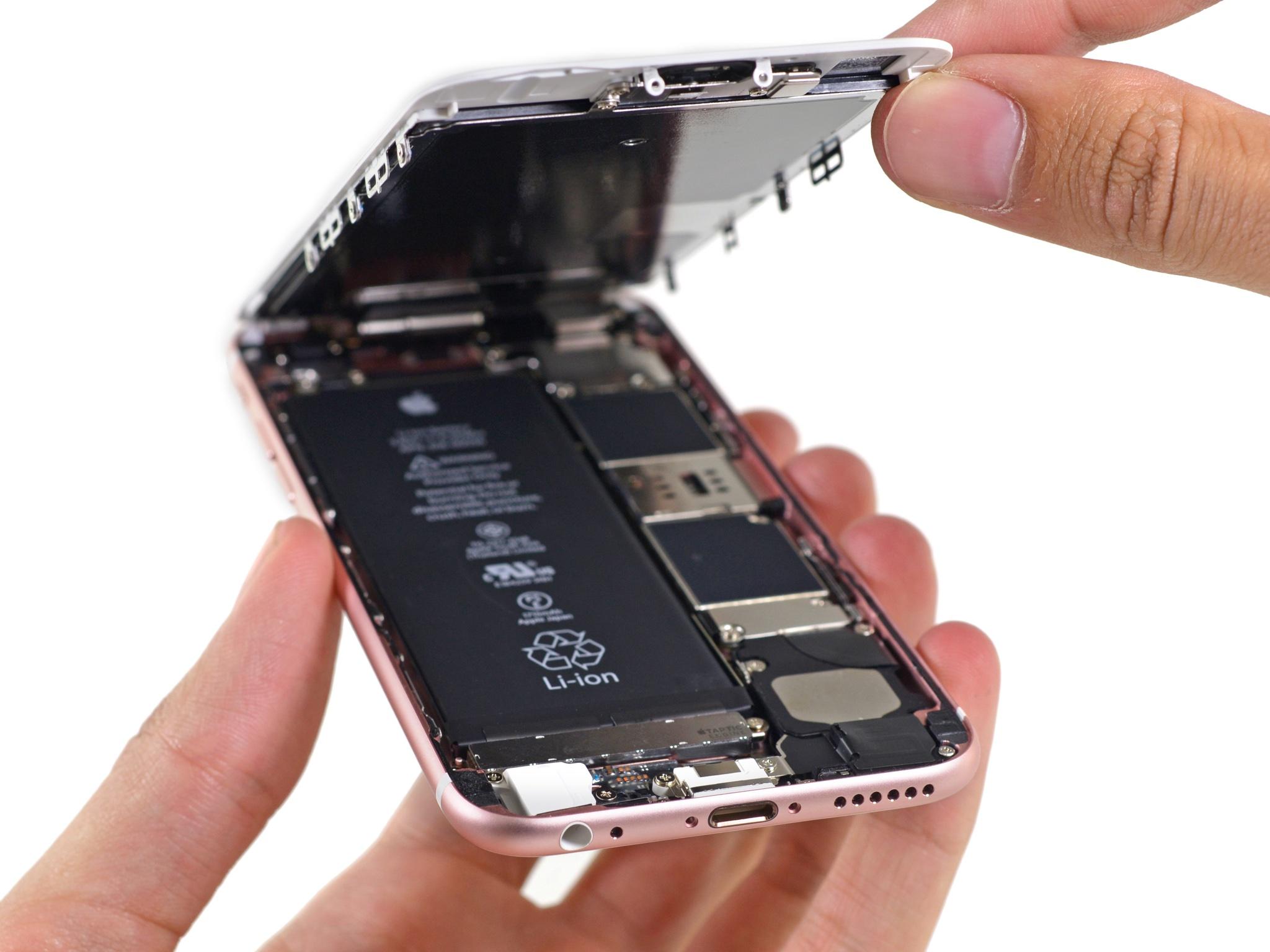L'iPhone 6S pourrait avoir une batterie défectueuse