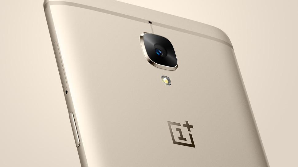 OnePlus 3 : caméra