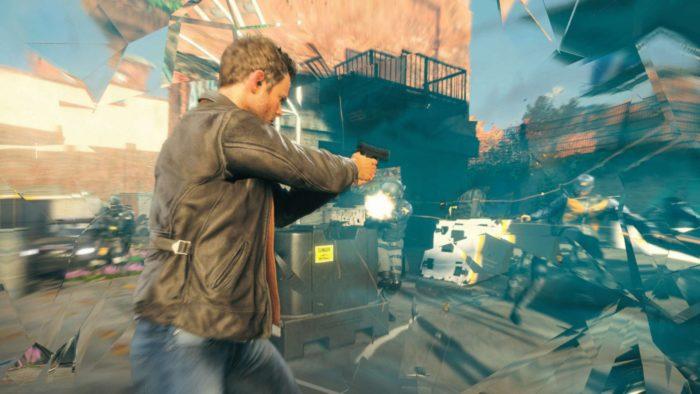 Quantum Break pourrait apparaître sur Steam