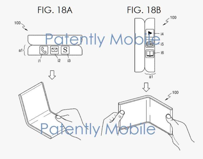 Samsung pense à une tablette pliable