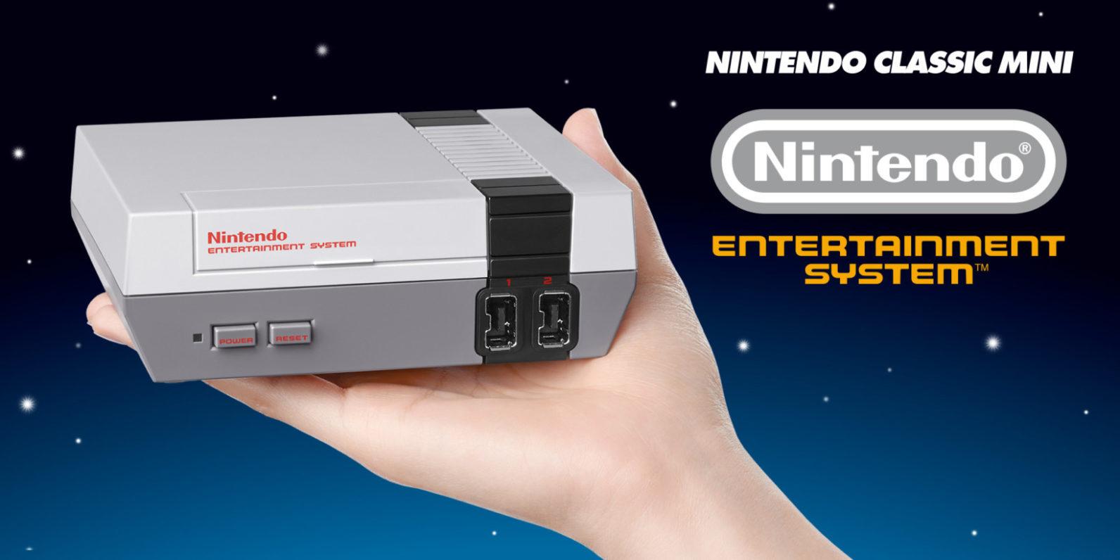 nintendo classic mini une nes en une petite console adorable