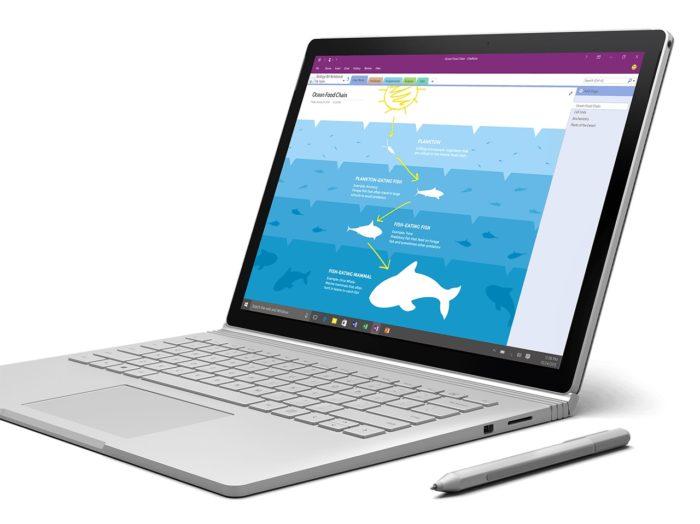 OneNote fait partie de la nouvelle suite Office de Microsoft. L'Application exécute toutes les fonctionnalités d'Evernote
