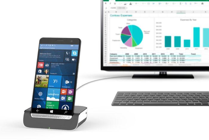 HP prêt à libérer son smartphone Elite x3 et son dock sous Windows 10 Mobile ?