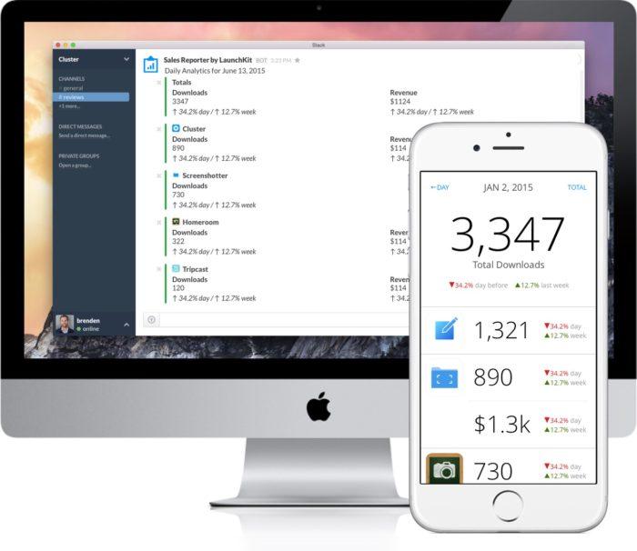 Launchkit offre des outils intéressants pour les développeurs