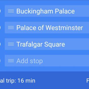 google-maps-destination-multiples