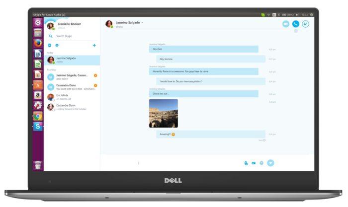 Skype sur Linux évolue enfin !