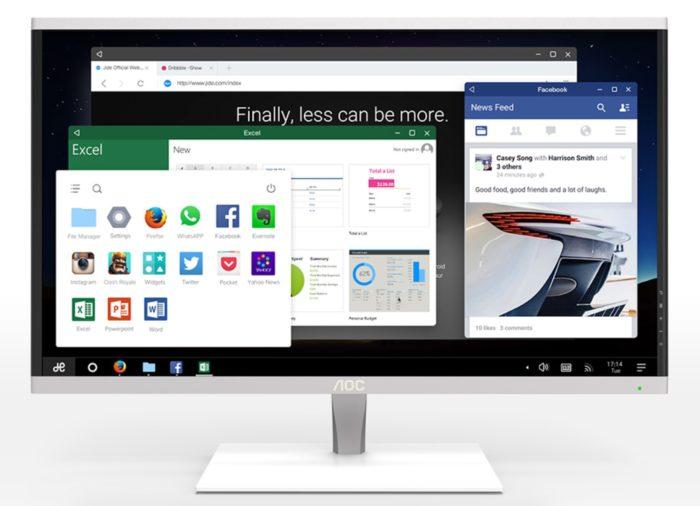 Remix OS pour PC arrive avec Android 6.0